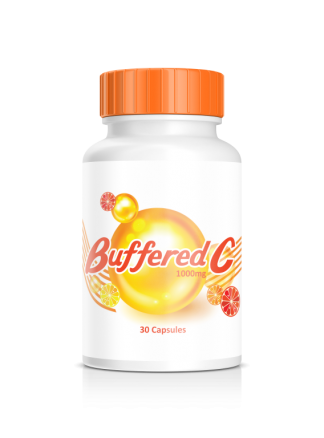 LV Nutritional Products Buffered Vitamin C 1000mg