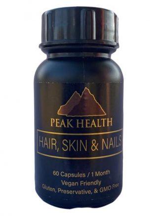 Peak Health Hair Skin and Nails