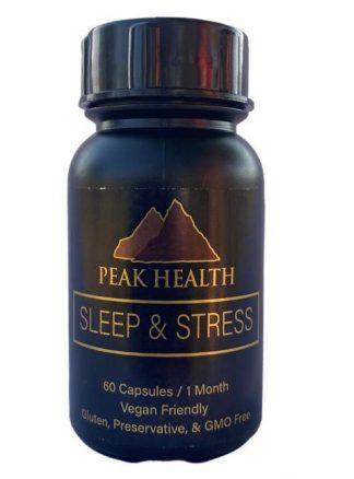 Peak Health Sleep and Stress