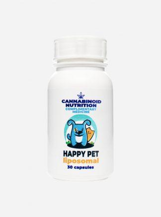 Cannabinoid Nutrition Happy Pet
