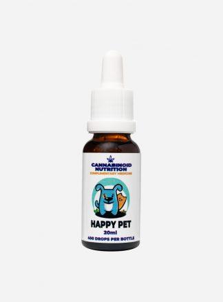 Cannabinoid Nutrition Happy Pet drops