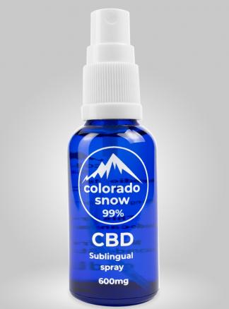 Colorado Snow CBD Spray