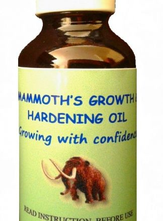 Mammoths Growth Hardening Oil