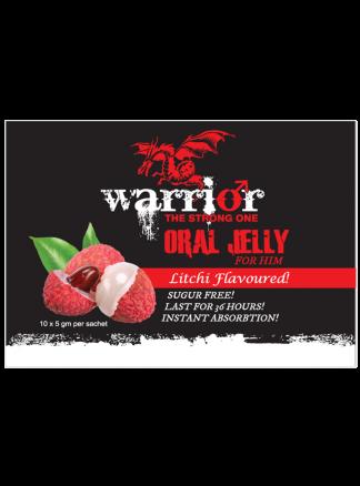 Warrior Oral Jelly