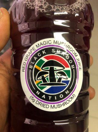Black Weed Nation Mushroom Juice